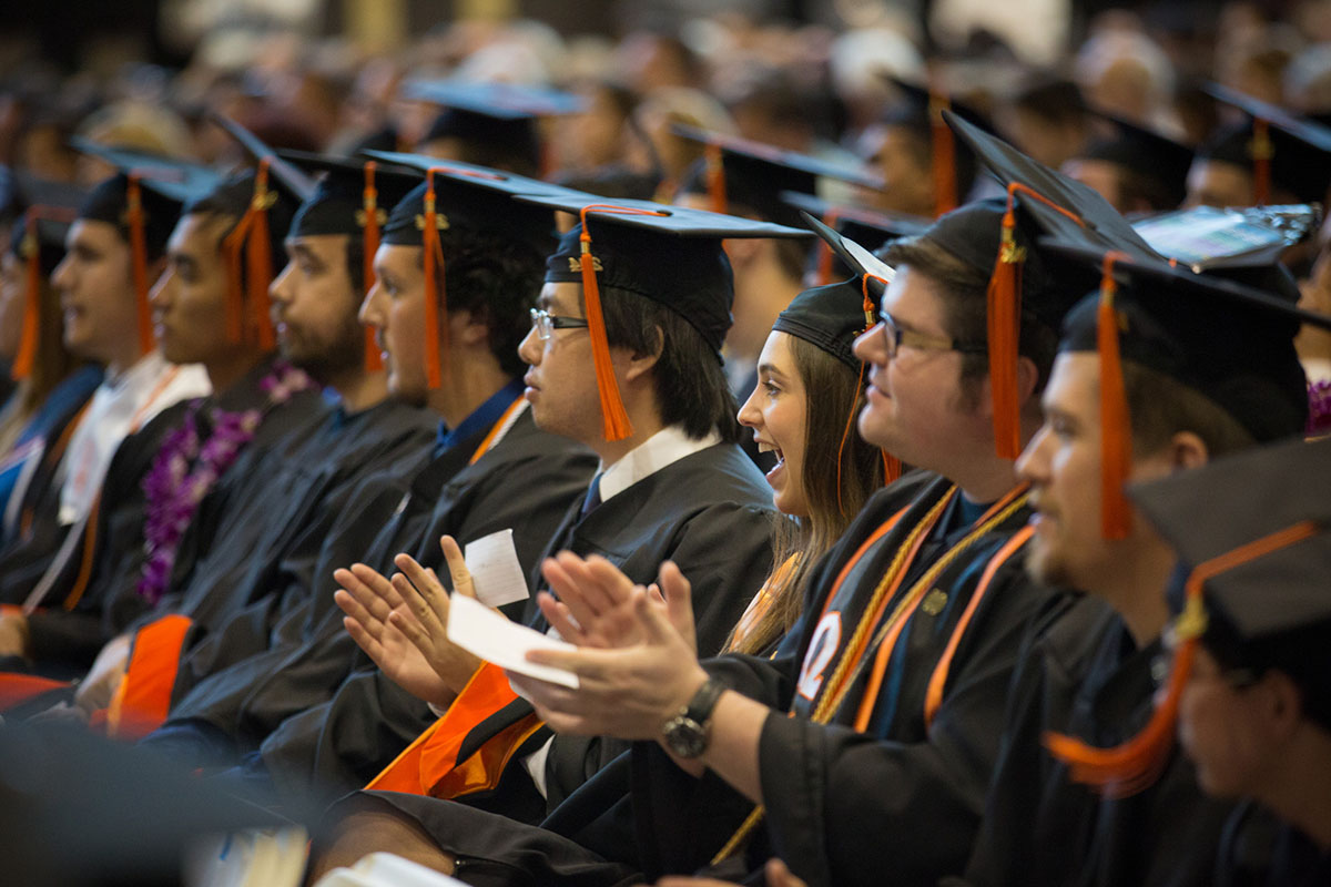 Pacific Welcomes 2,000 New Alumni