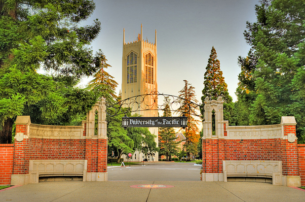 University of the Pacific - Campus Benefits